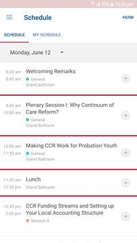 CPOCF CCR Conference 2017 apk screenshot
