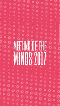 Meeting of the Minds 2017: CMU poster