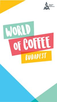 World of Coffee 2017 poster