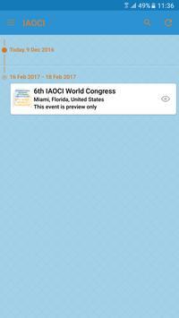 IAOCI World Congress apk screenshot