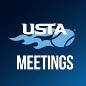 USTA MEETINGS icon