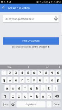 Wysdom PTS apk screenshot