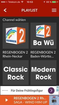 Radio Regenbogen 2 apk screenshot