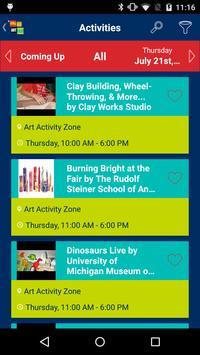 Ann Arbor Art Fair screenshot 5