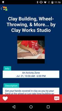 Ann Arbor Art Fair screenshot 6