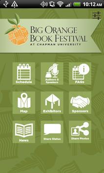 Big Orange Book Festival apk screenshot