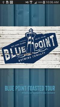 Blue Point Toasted Tour poster