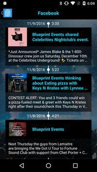 Blueprint events apk download free entertainment app for android blueprint events apk screenshot malvernweather Images