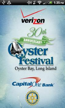 Oyster Festival, Oyster Bay poster
