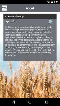 Ag Careers 4 U apk screenshot