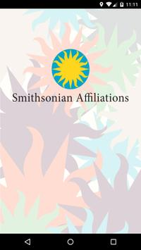 Smithsonian Affiliate Meeting poster