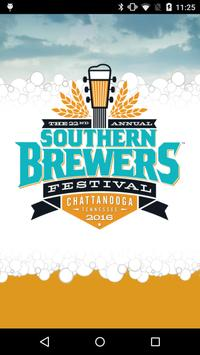 Southern Brewers Festival poster