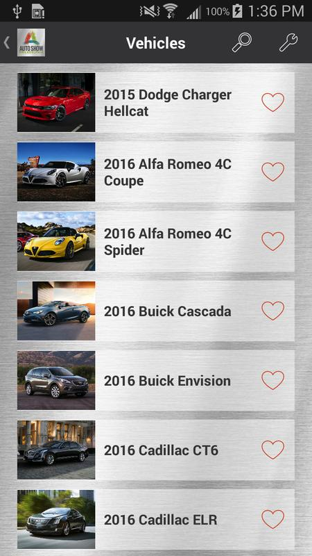 Philly Auto Show Official App APK Download Free Entertainment APP - Car show app