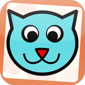 Cute Kittens Match Game Free icon