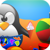 Crazy Penguins Matching Game icon