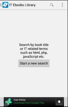 IT Ebooks Library apk screenshot