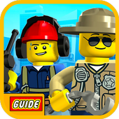 Top LEGO City My City Guide icon
