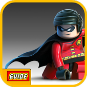 Tip LEGO DC Super Heroes Guide icon