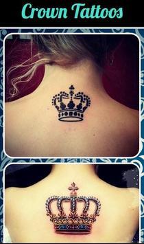 Crown Tattoos poster