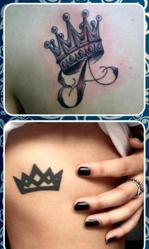 Crown Tattoos apk screenshot