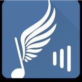CROW Плеер для Музыки из Контакта иконка