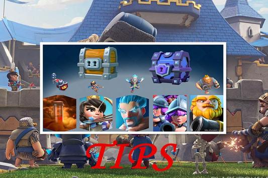 For Clash Royale Guide poster