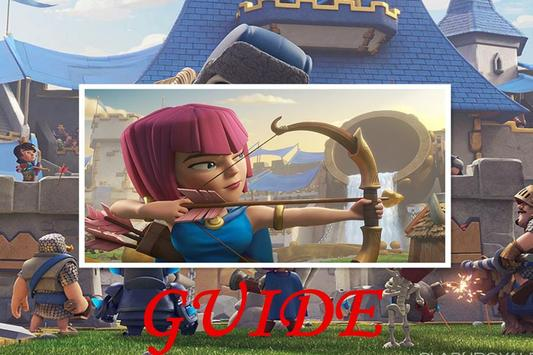 For Clash Royale Guide apk screenshot