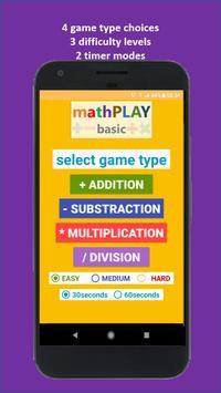 mathPLAY poster