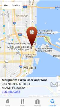 Margherita Pizza, Beer & Wine screenshot 2