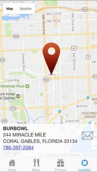 BURBOWL CORAL GABLES apk screenshot