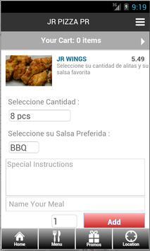 Jr Pizza screenshot 2