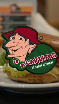 Lo de Carlitos poster