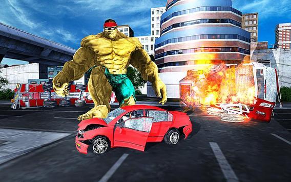 Bulk Superhero: City Battle screenshot 13