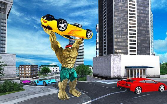 Bulk Superhero: City Battle screenshot 11