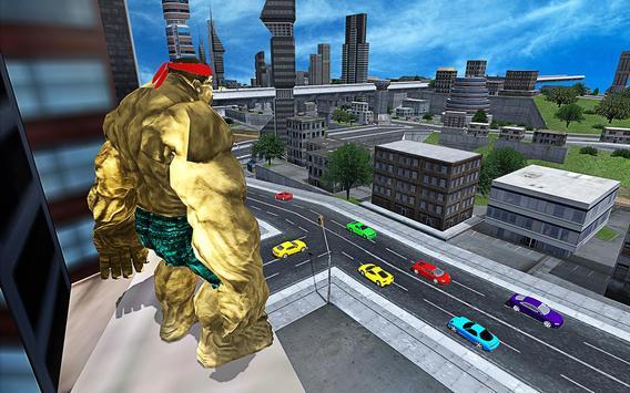 Bulk Superhero: City Battle screenshot 2