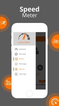 GPS Speedometer - GPS HUD screenshot 6