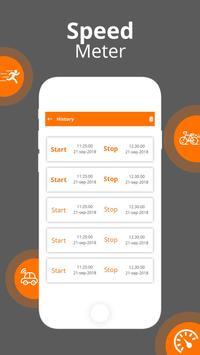 GPS Speedometer - GPS HUD screenshot 7