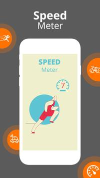 GPS Speedometer - GPS HUD poster