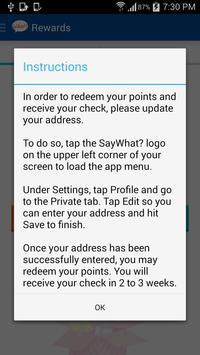 SayWhat? screenshot 7