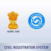 mCRS Civil Registration System icon