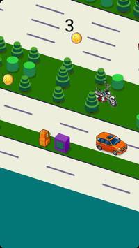 Crossy the street apk screenshot