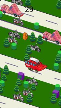 Crossy the street screenshot 2