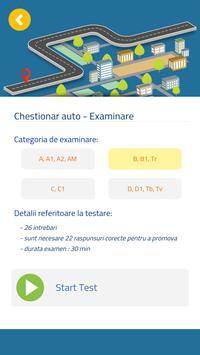 Chestionare Auto скриншот 1