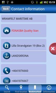 The Shipbrokers' Register apk screenshot