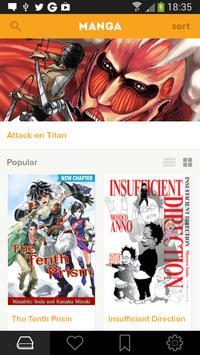 Crunchyroll Manga poster