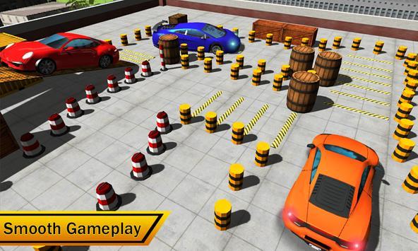 Parking Master Sim 2018 screenshot 1