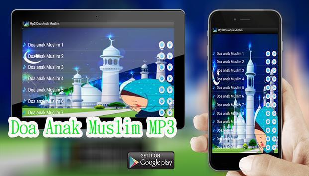 MP3 Doa Anak Muslim screenshot 4