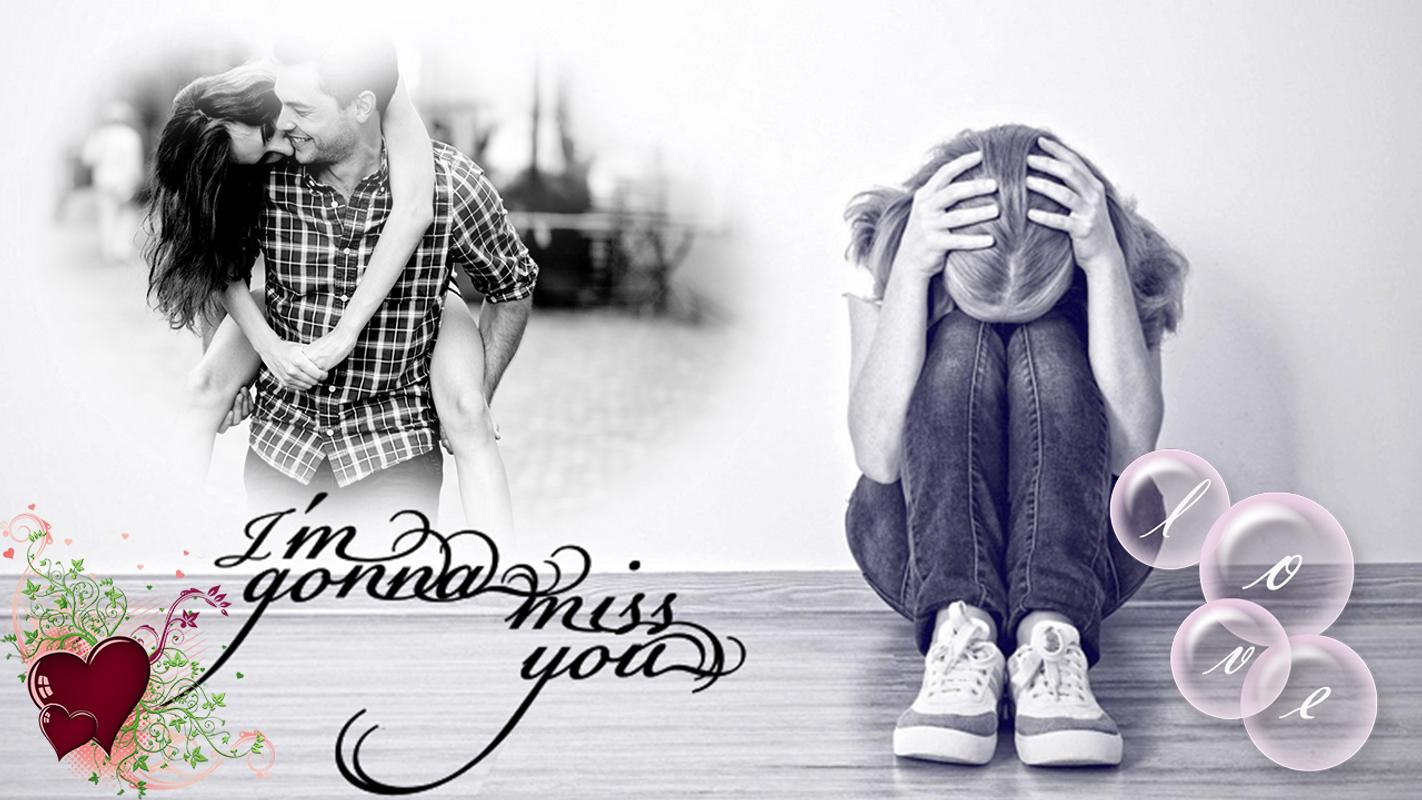 Miss You Photo Frames APK Download - Free Photography APP for ...