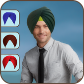 Punjabi Turban Photo Editor icon