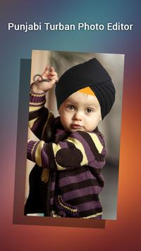 Punjabi Turban Photo Editor poster
